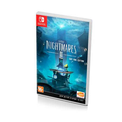 Little Nightmares II Day One Edition (Nintendo Switch, рус.)