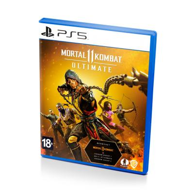 Mortal Kombat 11 Ultimate (PS5, рус.)